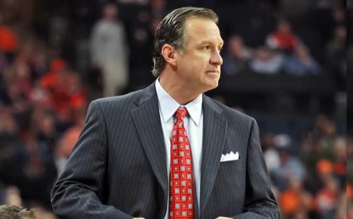 Mark Gottfried Hopes to rebound from a down season in Raleigh.