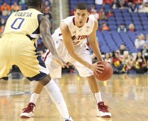 Boston College will host all of the league newcomers next season.