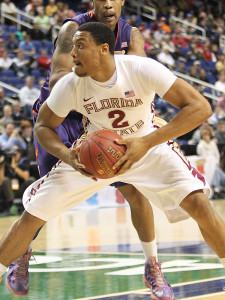 Terrance Shannon led FSU with 14 points in their loss to Minnesota in last year's ACC/Big Ten Challenge