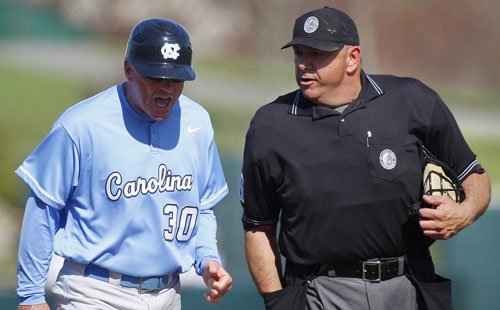 UNC Suffers First Series Loss of Season