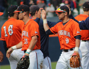 Virginia will need a sweep this weekend to win the Coastal Division.