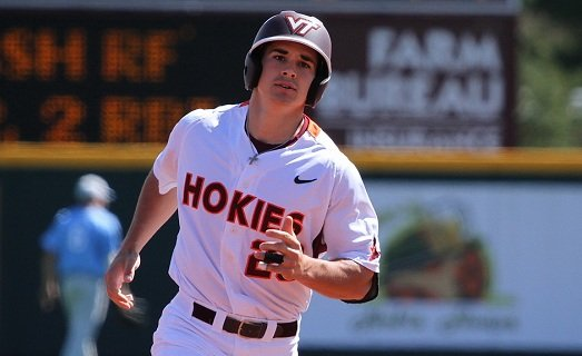 Hokies Take Series Against 'Hoos, Move Into Top 25