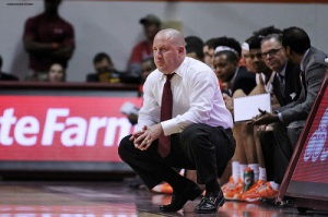 A hire like Buzz Williams at Virginia Tech sends a message.