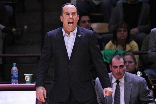 Mike Brey's team may have some growing pains this season.