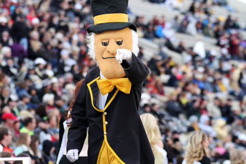 If you've made it this far, the Demon Deacon thanks you.