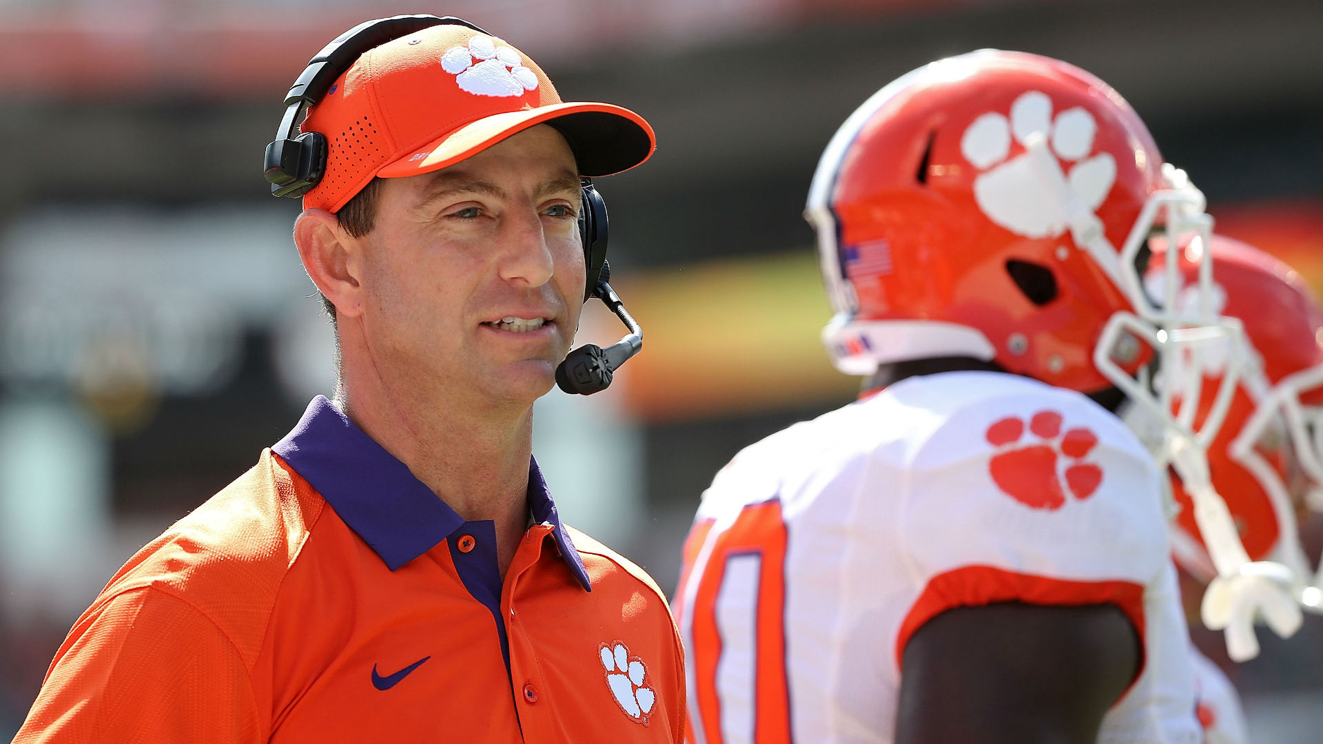 Dabo Swinney reacts to NC State laptop allegation, heated history between schools